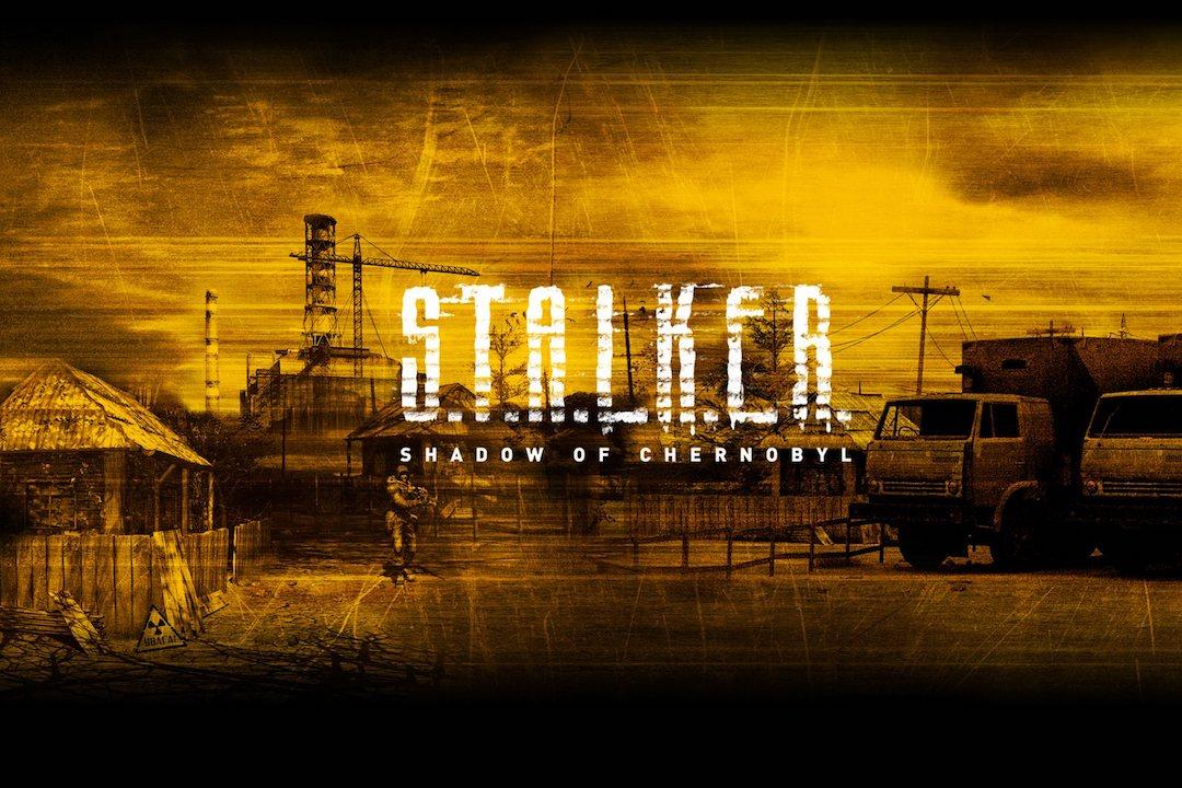 《STALKER》遊戲海報