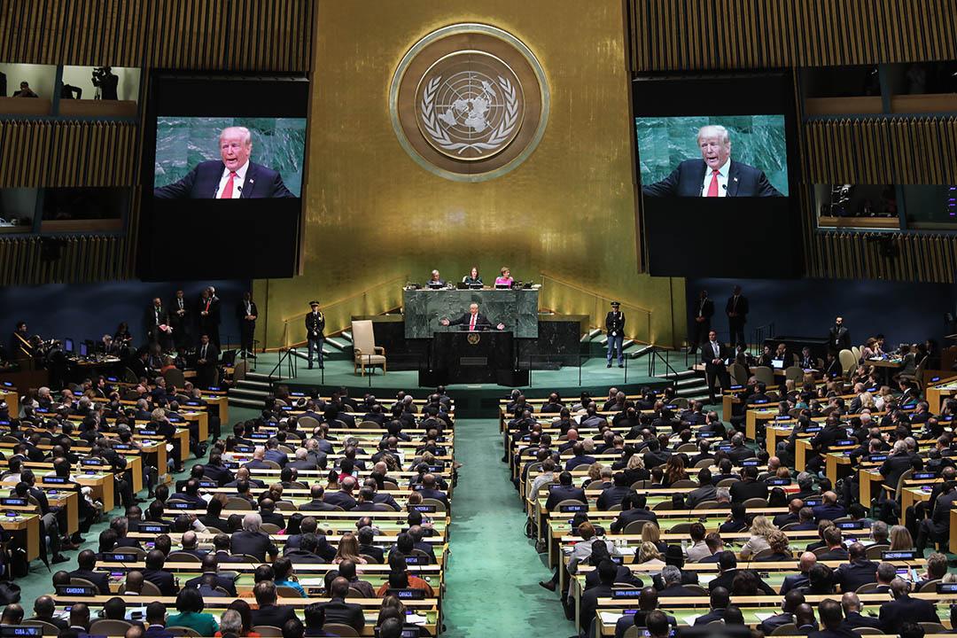 對所有聯合國組織來説,美國都是第一大的資金貢獻者,可以說,沒有美國的支持就都運行不下去。