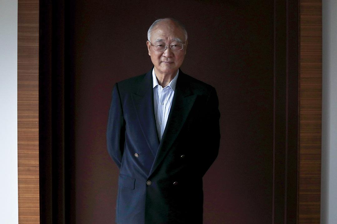 2004年,杜筑生出任中華民國駐教廷大使;隔年便遇上蘇達諾上述的「大使館晚上可搬北京」事件,「關係上的轉變」彷彿旦夕就要發生。 攝:蕭茜晴/端傳媒