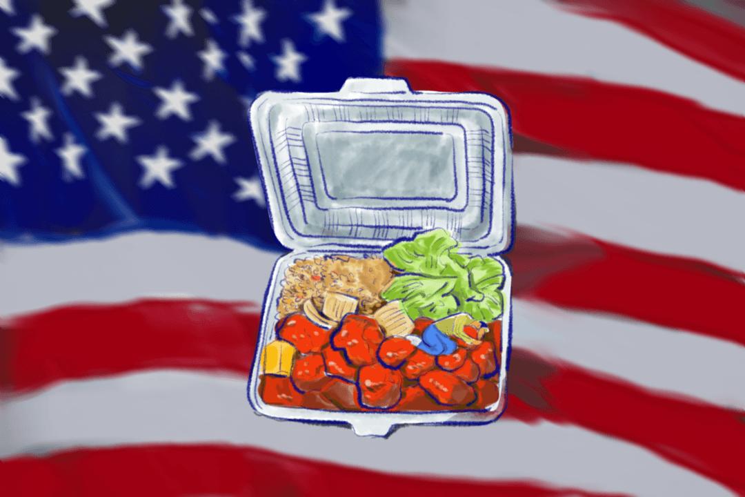 在美國,我的胃總是身先士卒:最先受到文化衝擊,最先水土不服,緩解思鄉情的重任也由胃擔任。 插畫:Rosa Lee