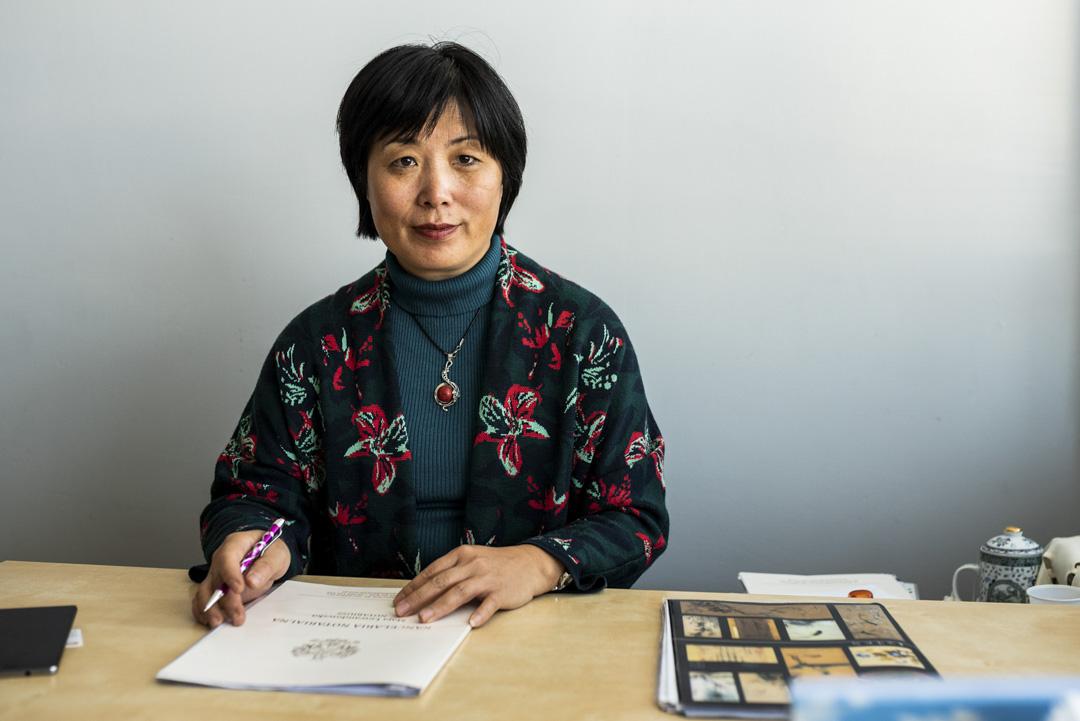 53歲的華人吳榕在沃爾卡開設「華商服務」公司,業務包括公司註冊、會計、合同、居留申請到全套的法律諮詢。