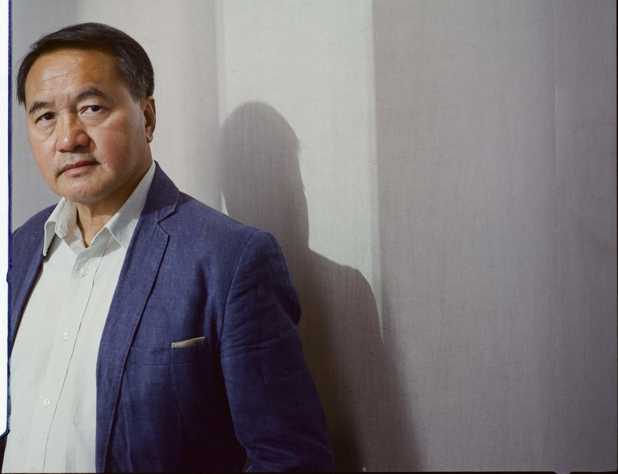李永達,參加社運至今近40年,即將要面對「佔中九子」案開審,他被控煽惑公眾防擾罪,一旦罪成最高被判處7年監禁。 攝:林振東/端傳媒