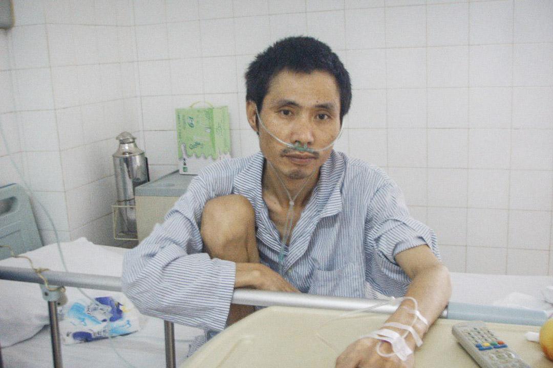 2009年的塵肺病人徐瑞乃,已经逝世。