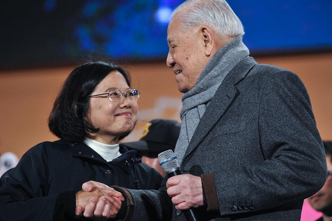 在台灣許多知名人物,例如前總統李登輝、現任總統蔡英文,都算是「福佬客」。