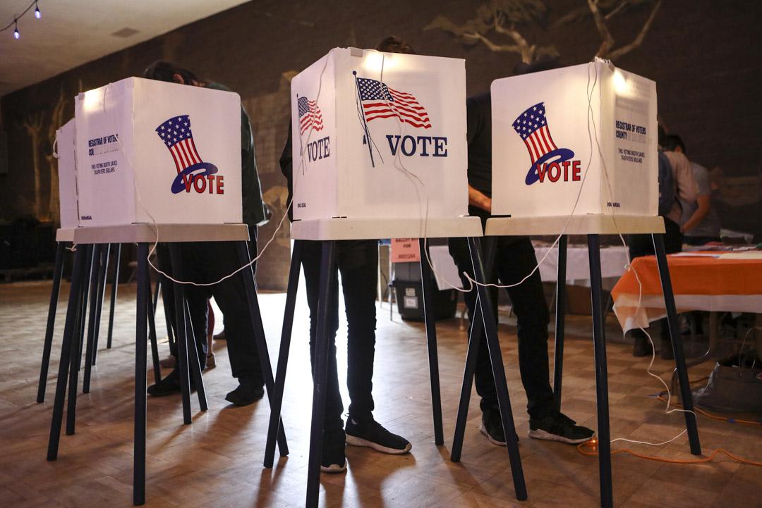 美國的整個選民註冊和投票體系已經非常落後,跟歐洲國家根本沒法比。所以這並不僅僅是一個黨派之爭的問題,而是整個美國的這種落後體系本身需要去修和改良。