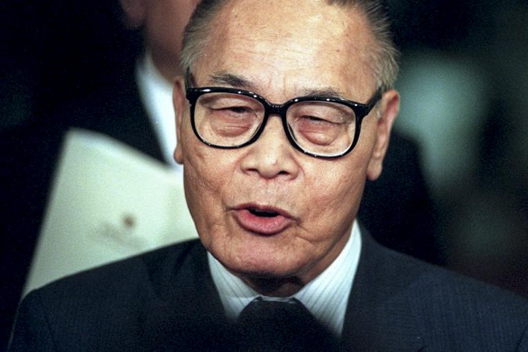 2018年11月14日,行政會議首任召集人鍾士元離世,享年101歲。 網上圖片
