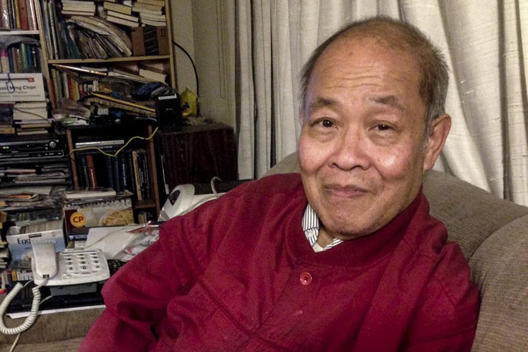 2018年10月31日,史丹福大學東亞研究中心傑出專家陳明銶教授心臟病去世。 攝影:黃山