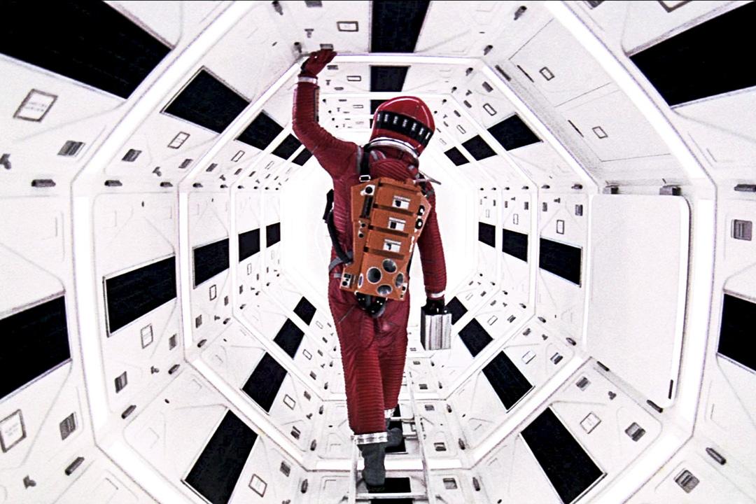 1968年出品,Stanley Kubrick導演的科幻經典《2001太空漫遊》(2001: A Space Odyssey)。 網上圖片