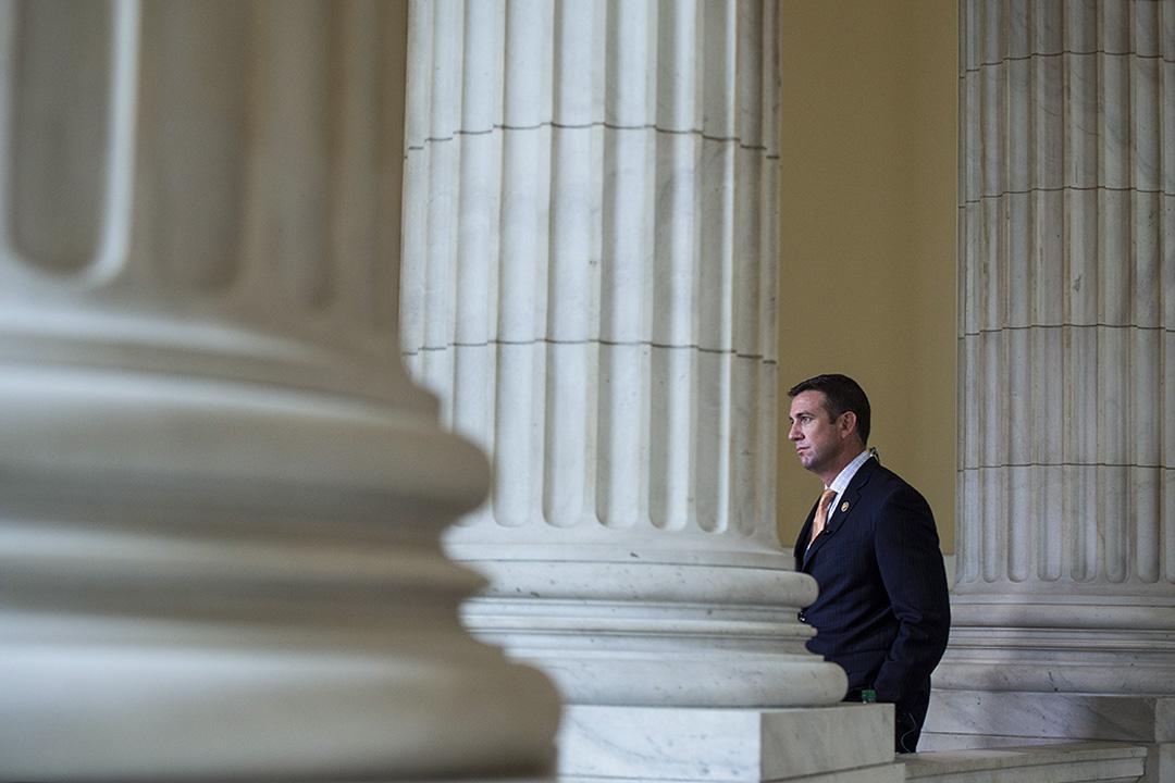 現任議員鄧肯·亨特在今年年初被大陪審團因濫用競選經費起訴,由於他個人的麻煩,把這個本來穩贏的選區納入了民主黨的視線之中。