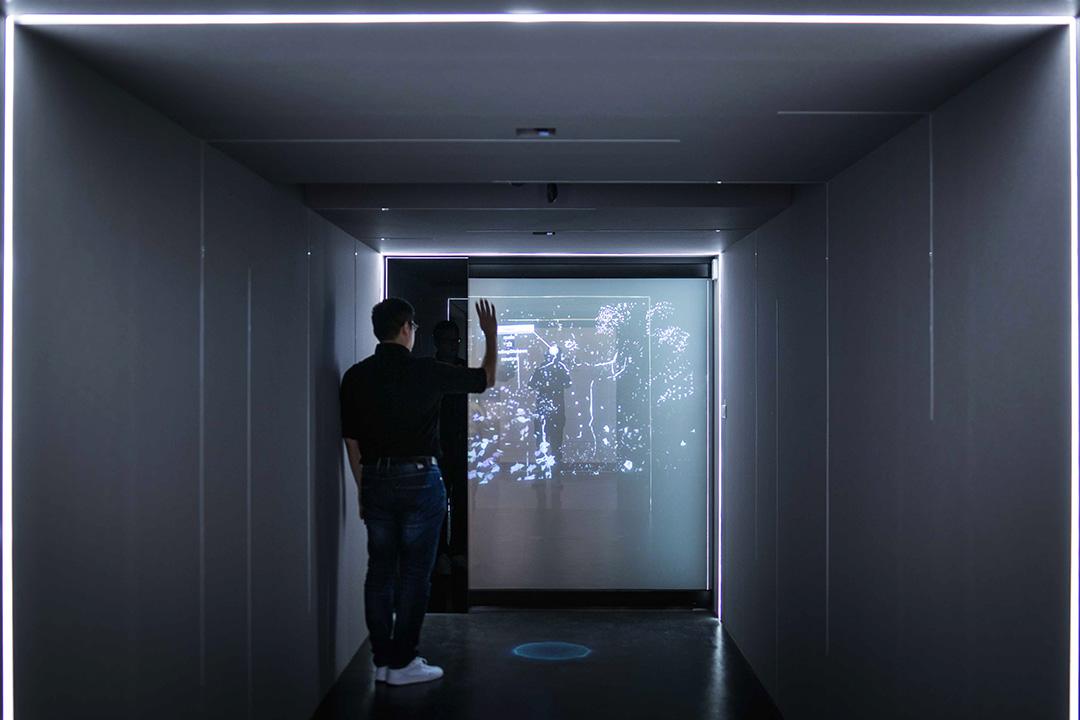 光禾感知科技(Osense)在台北市大安區的新辦公室剛開張。