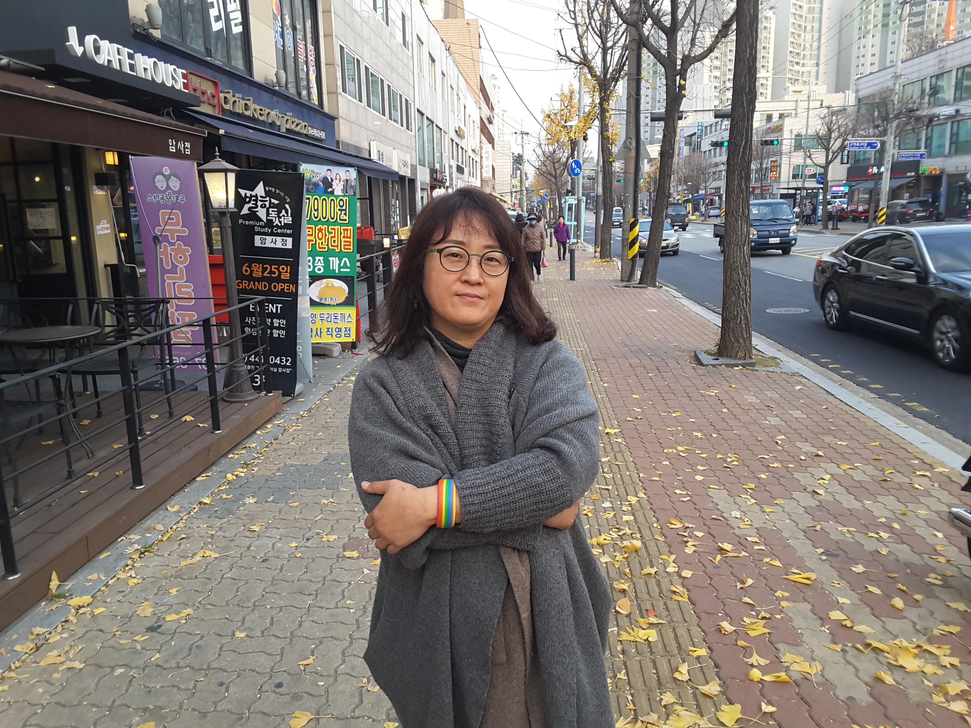 林寶拉是南韓最具代表性的挺同牧師。2007年起,在部分南韓公民運動團體邀請下,林寶拉投入要求國會制定《禁止歧視法》的運動行列,主張社會不應持任何條件或設定下,向特定人士施予不公平對待。