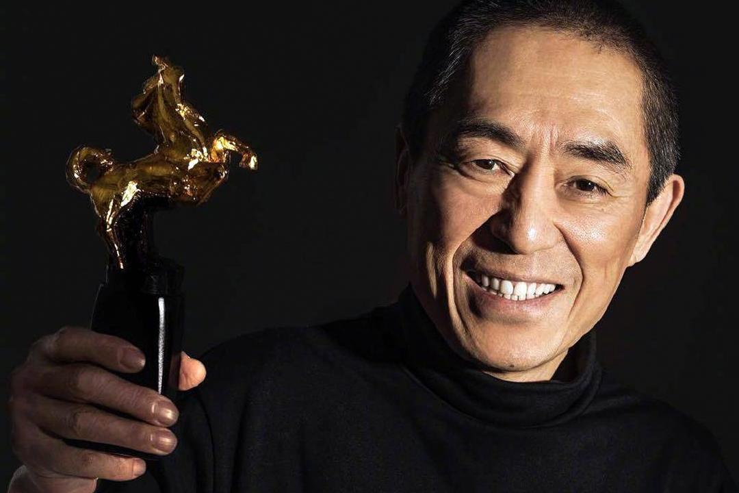 中國資深導演張藝謀獲得第五十五屆金馬獎「最佳導演」。 圖:Imagine China