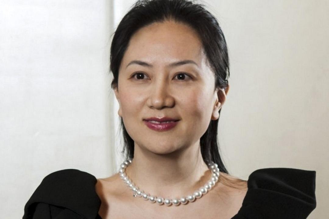 華為公司首席財務官孟晚舟12月1日在温哥華被捕。