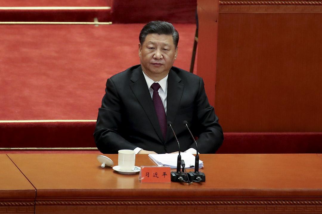 2018年12月18日,慶祝改革開放40周年大會在北京舉行,中共中央總書記、國家主席習近平出席大會並發表講話。