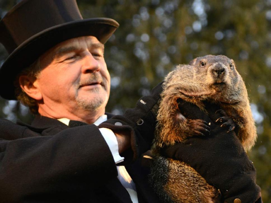 《Groundhog Day 今天暫時停止》電影劇照。