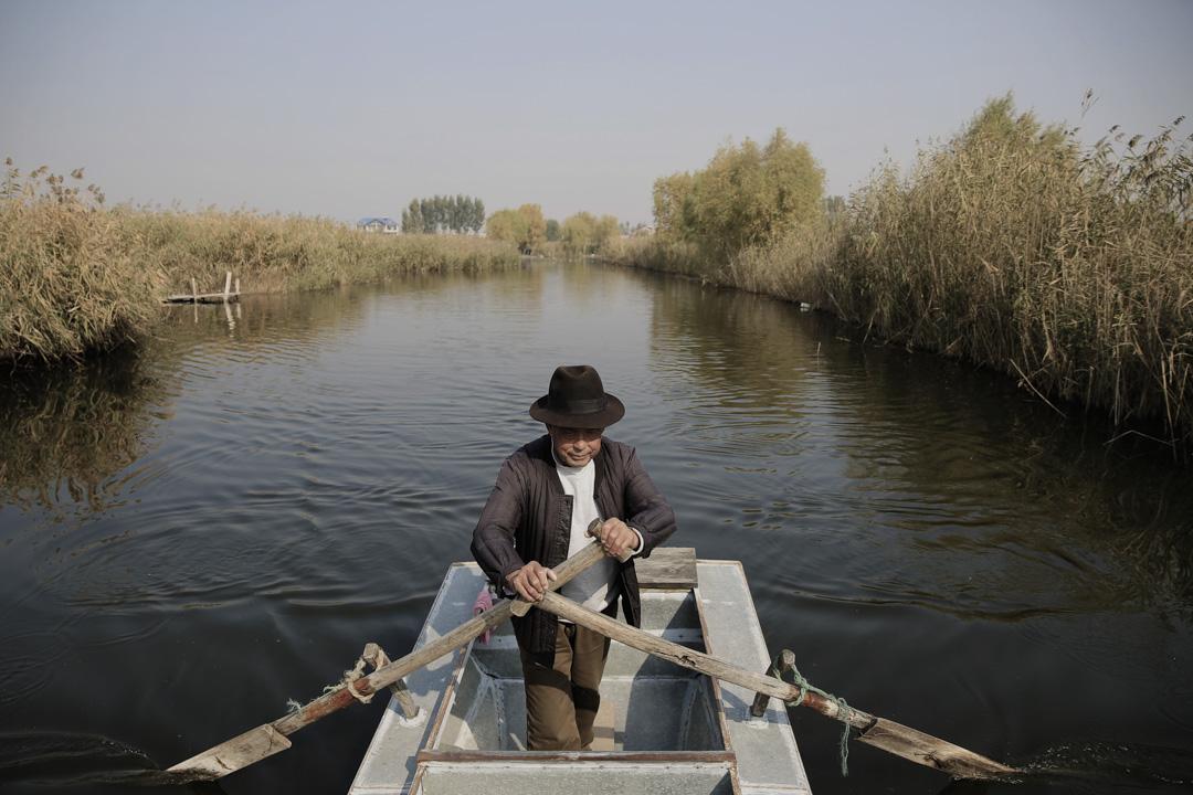 老陳頭今年已經80多了,得知清魚的截止日期延後了半個月,他非常高興。