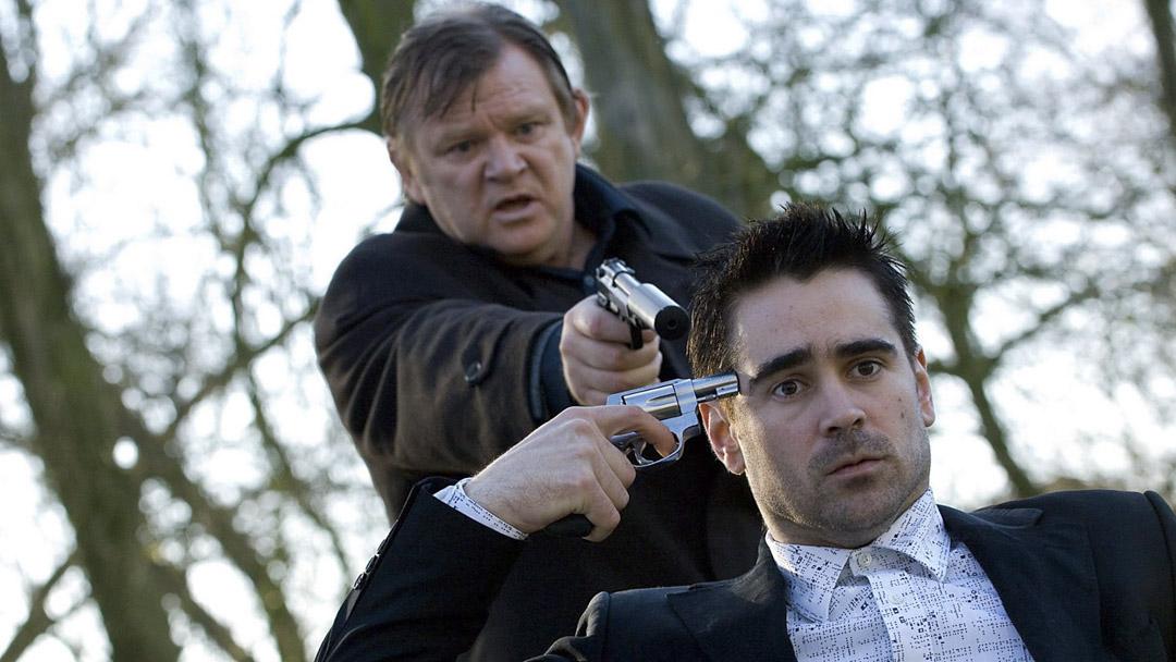 《In Bruges 殺手沒有假期》電影劇照。