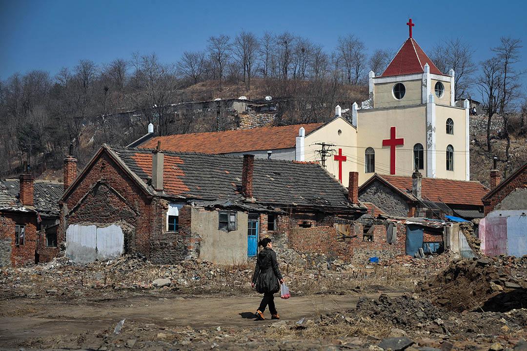 真正了解中國內情的基督教傳教士對中國文化的近代命運抱有同情態度,他們對儒家思想和中國文化並不排斥。  攝:Frederic J. Brown/AFP via Getty Images