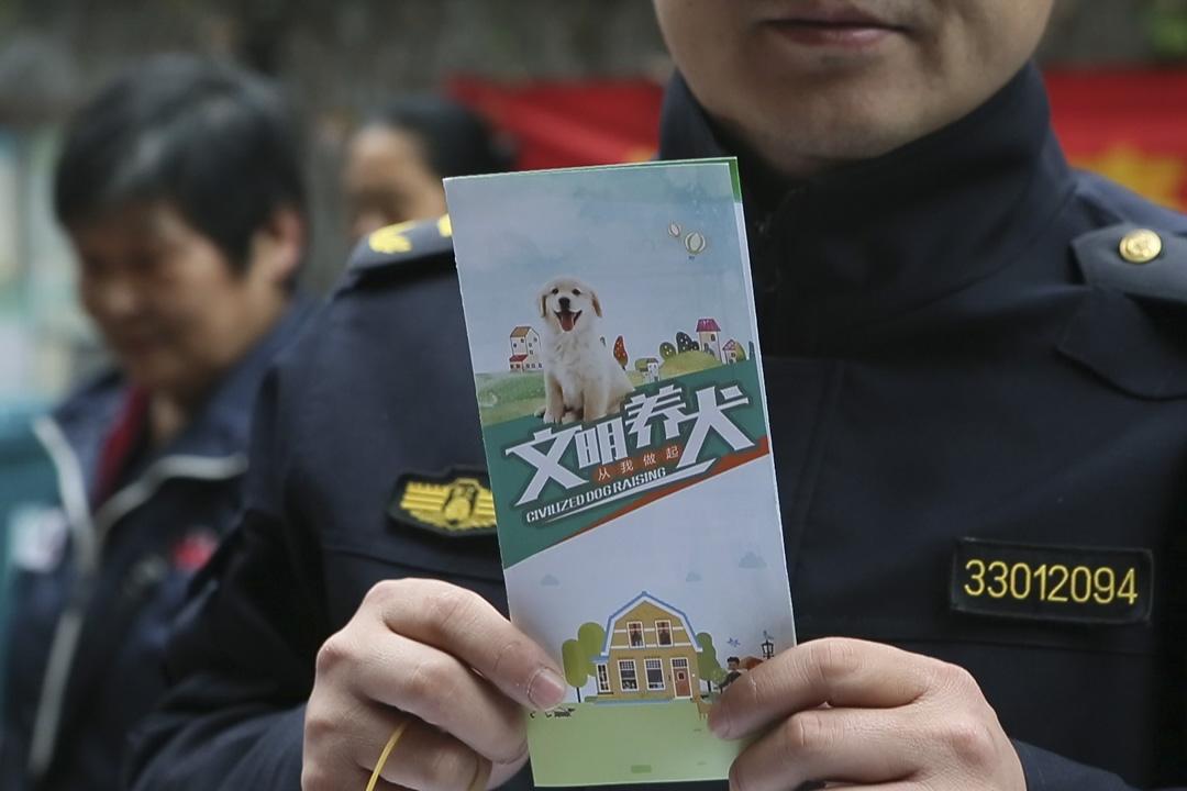 11月16日發布的《杭州市限制養犬規定》的修改條文,杭州的此次「限狗」行動主要涉及遛狗時間和方式、養犬許可證等方面,違反規定攜犬出戶行為將被處罰200至1000元,整治期間起罰點為400元,情節嚴重者將吊銷《養犬許可證》,而對於未註冊的狗狗,則可能被處以高達1萬人民幣的罰款並帶走寵物。