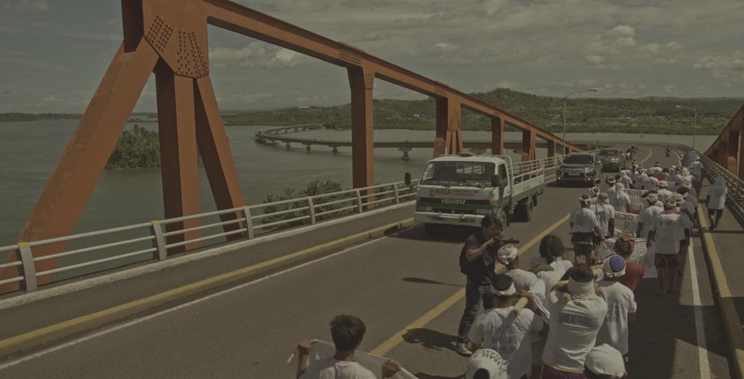 《Lakbayan》劇照。
