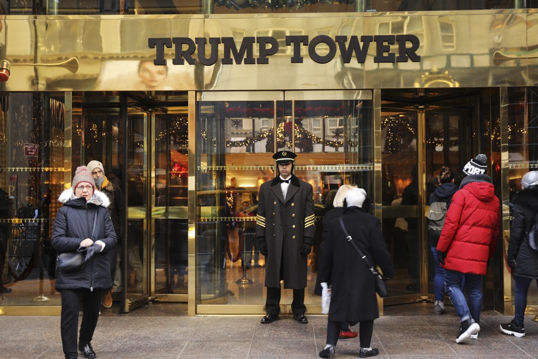 「特朗普基金會」與紐約州檢方達成協議,基金會同意解散,剩餘款項將在紐約州檢察總長 Barbara Underwood 監管下分發予其他慈善團體。 攝:Spencer Platt / Getty Images
