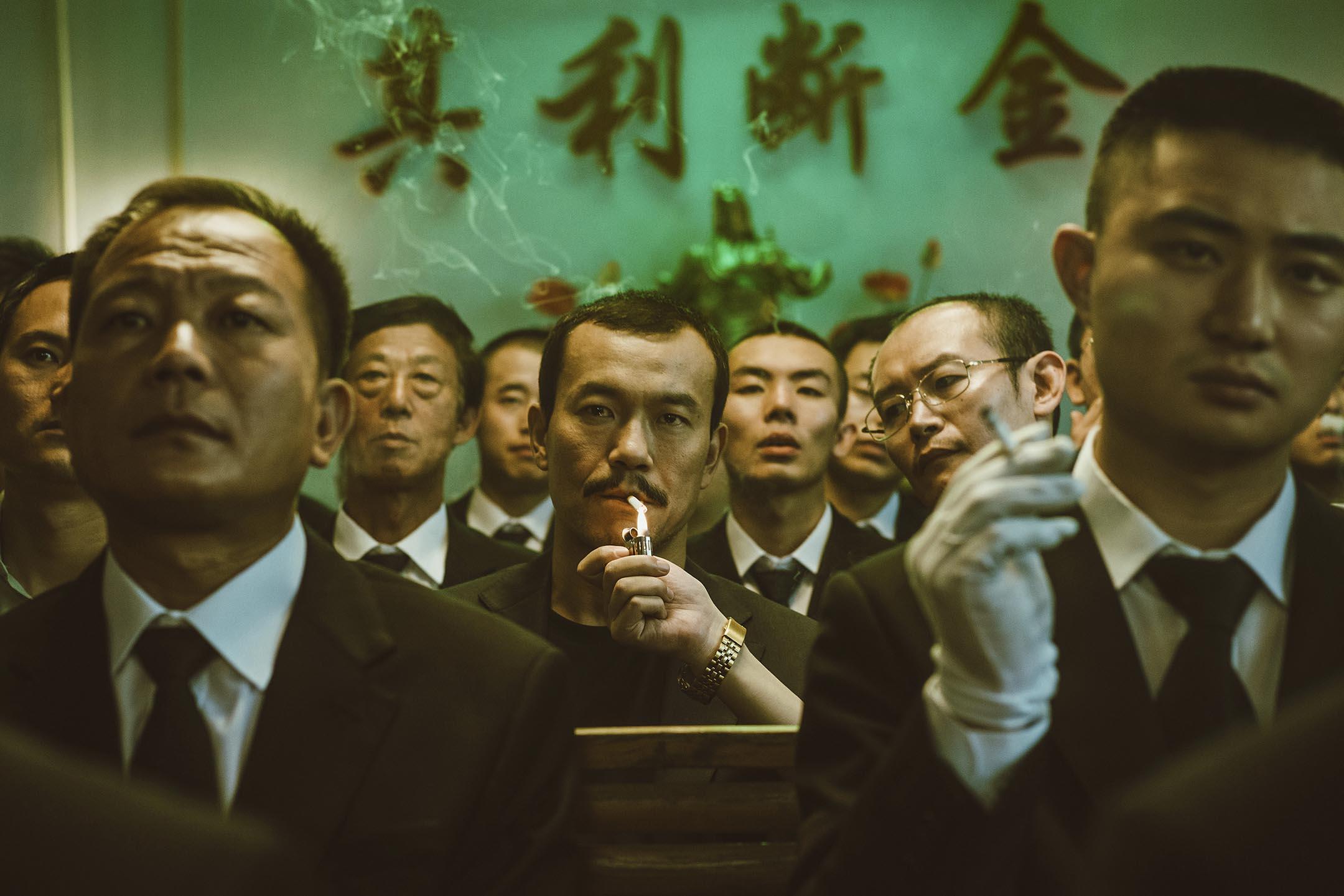 《江湖兒女》電影劇照。 圖:Imagine China