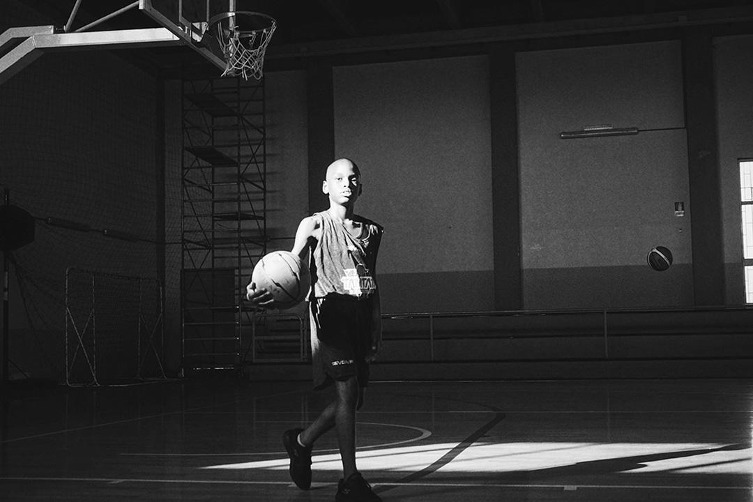 彈彈籃球隊的出現,給一些孩子帶來了「夢想」的可能。