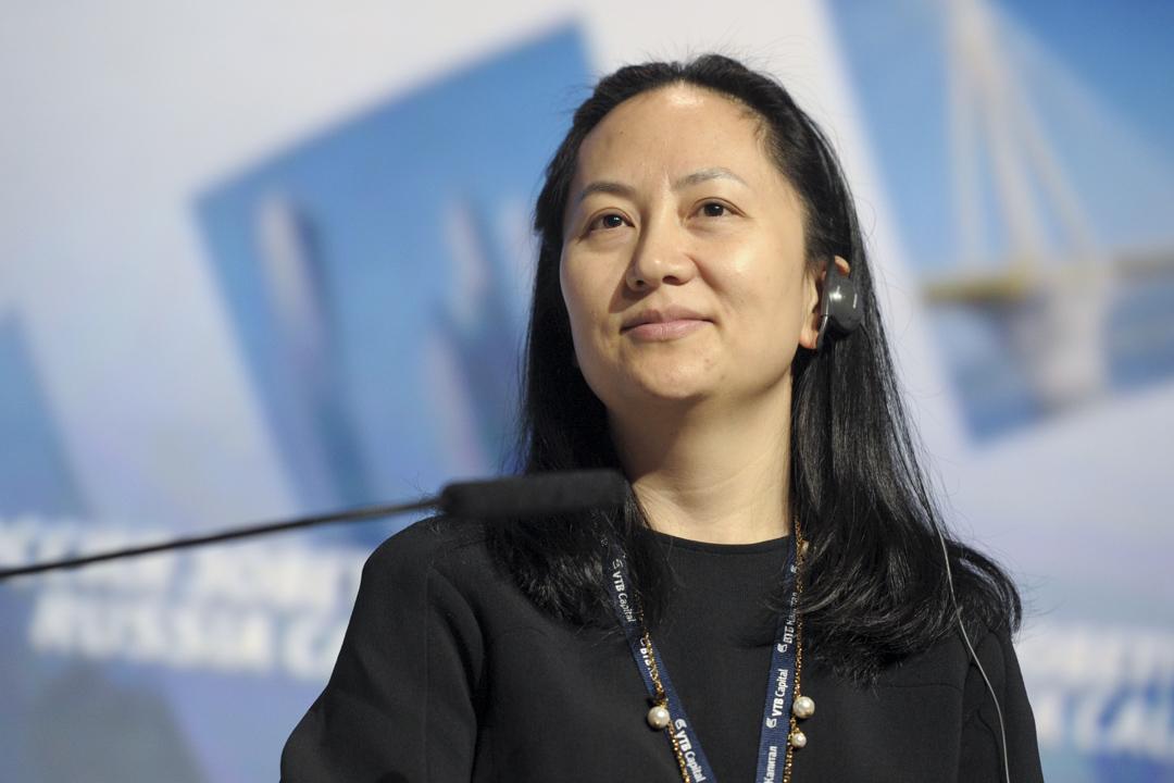 加拿大司法部的一名發言人稱,華為CFO孟晚舟於12月1日在温哥華被捕,並表示美國政府正尋求引渡她。 攝:Imagine China