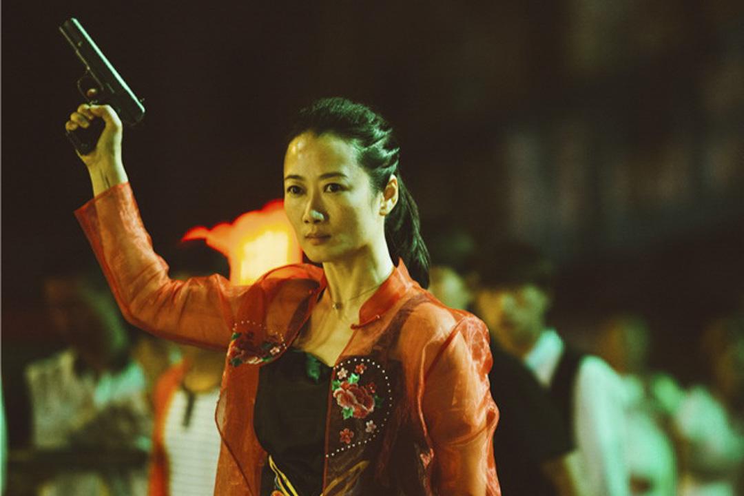 《江湖兒女》電影劇照。