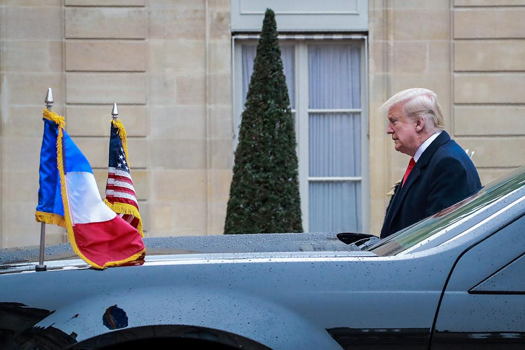 二次大戰以降,幾乎沒有一位美國總統能如特朗普一樣,對歐洲表現出如此疏離,或甚具敵意的態度。