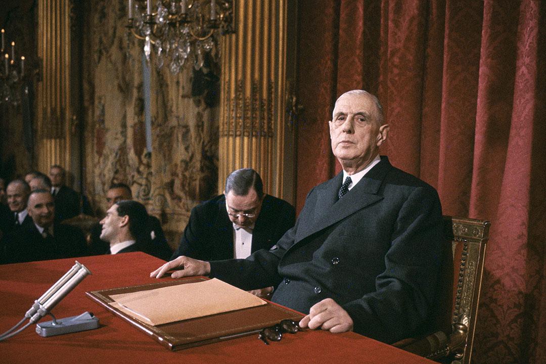 已故法國總統戴高樂將軍(Charles de Gaulle)曾說,「人可以有朋友,但政治家不可」。
