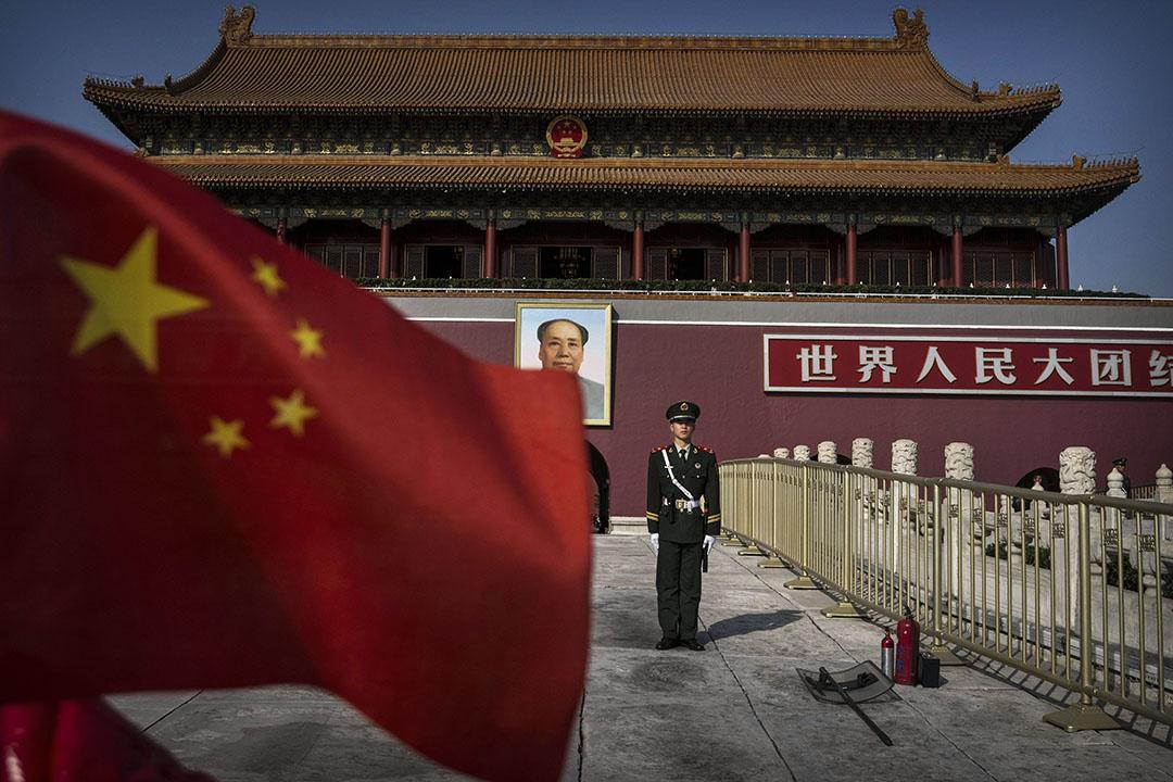 中國的三波「改革開放」,綿延一個半世紀,就發生在這一世界體系之中,跌宕逶迤於自大西洋體系向天平洋體系的擴張之際,並煎熬於此刻印太格局雛形初現時節。 攝:Kevin Frayer/Getty Images
