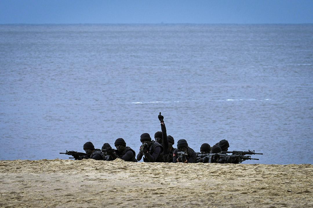 為貫徹常備部隊「全志願化」,國軍在2018年已不再徵集義務役役男入營服役。