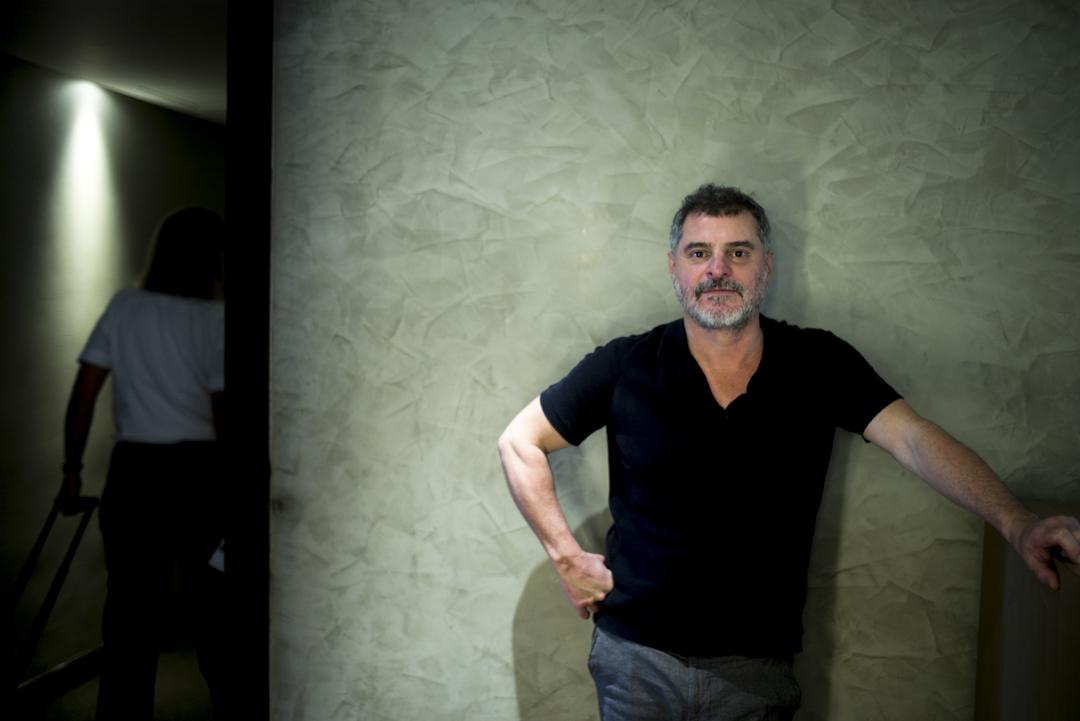 法國導演彼亞‧薩爾瓦多利(Pierre Salvadori)。 攝:林振東/端傳媒