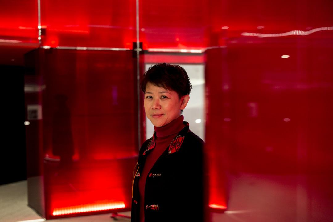 西九表演藝術主管(戲曲)鍾珍珍。