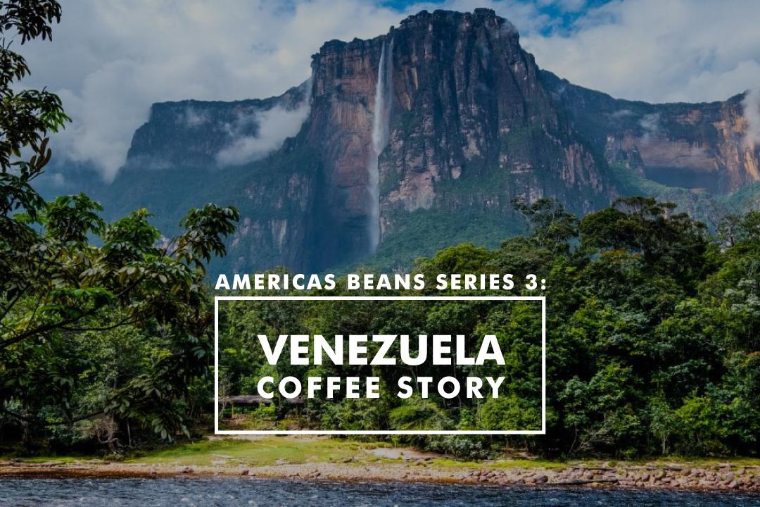 亞美利加荳子系列 3 ——委內瑞拉的故事