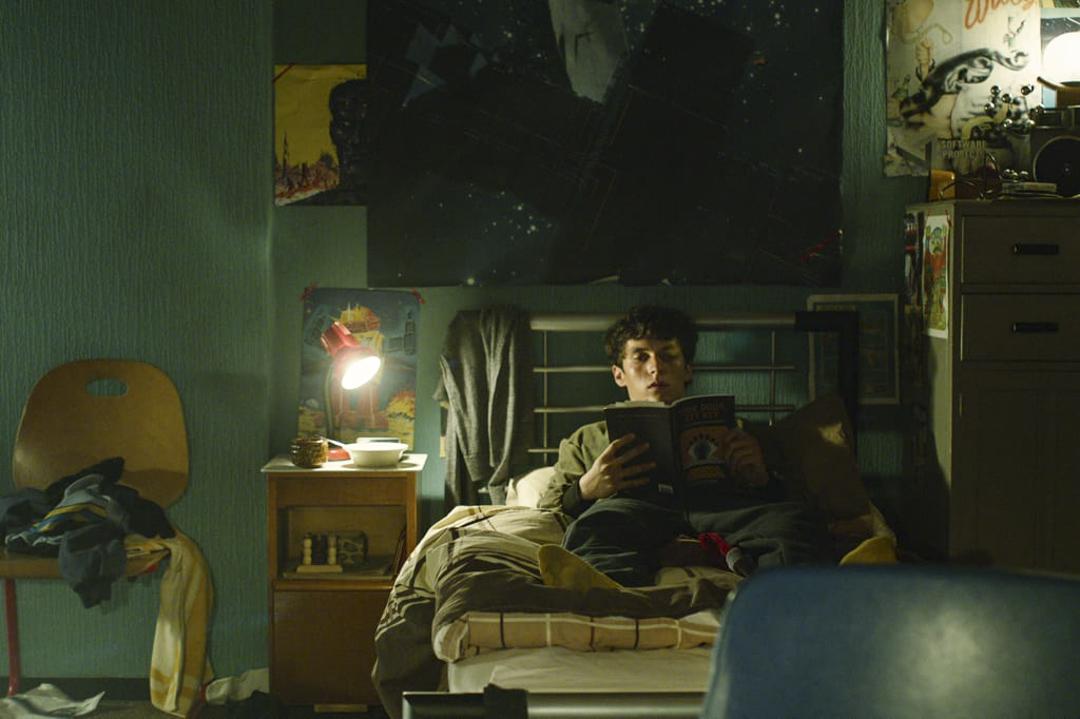 《黑鏡:潘達斯奈基》(Black Mirror: Bandersnatch)劇照。 圖片來源:Netflix