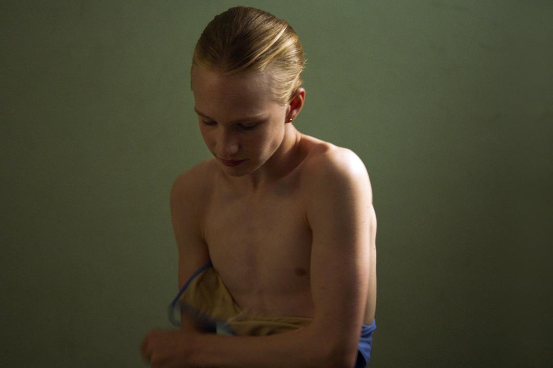 《夢女芭蕾》(Girl)電影劇照。   圖:安樂影片提供