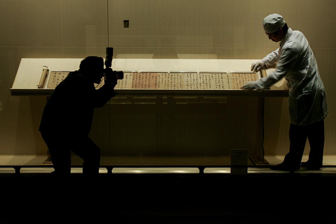 跟過去文物被動外流的狀況不同,現今正常的國際間文物交流展覽已經不是新鮮事。