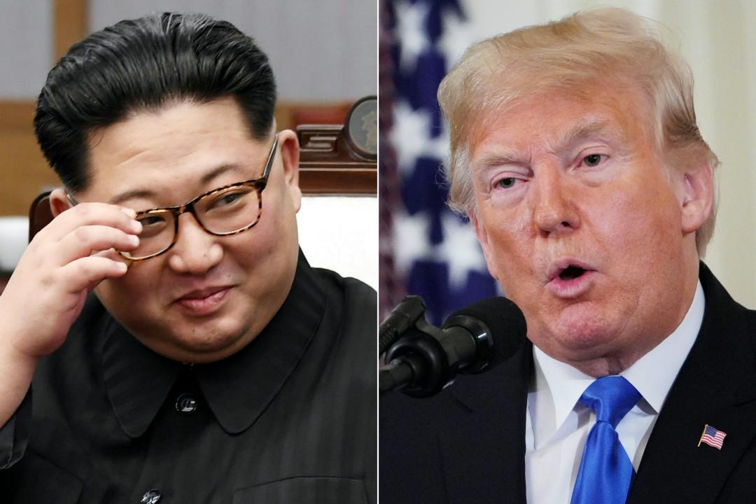 2019年1月19日,美國白宮宣布,總統特朗普將於2月下旬與北韓最高領袖金正恩再度會晤。 攝: Getty Images