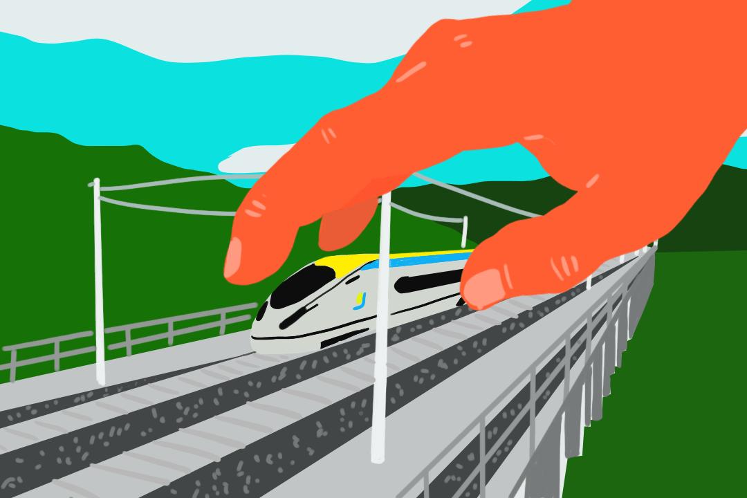 幾乎所有在馬來西亞的「一帶一路」項目,在去年大選政黨輪替後,幾乎都遇到阻力。受到各方矚目的這條東海岸鐵路,命運將通向何方? Rosa Lee