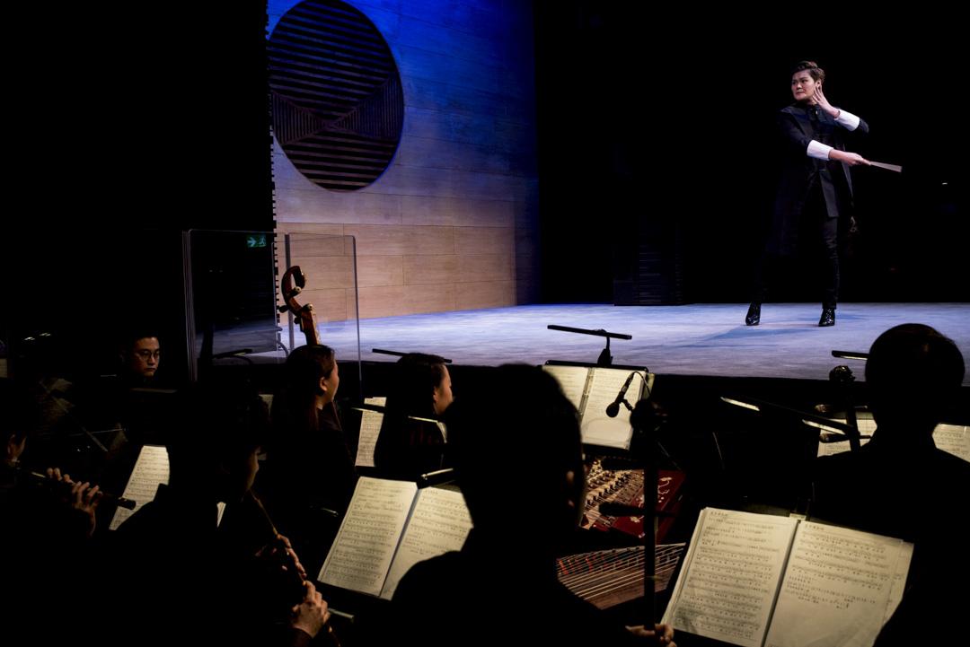 茶館劇場,杜詠心粵曲演唱《高平關取級》(選段)。