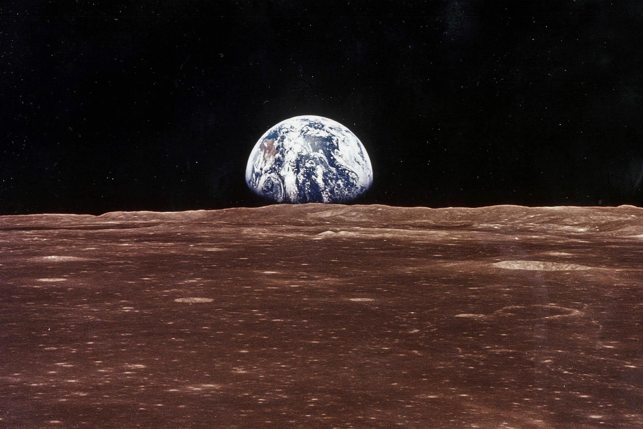 NASA已於2018年底正式啟動商業月球運載服務(CLPS),這是特朗普政府SPD-1鼓勵商業發展的要旨。  圖 : NASA via Getty Images