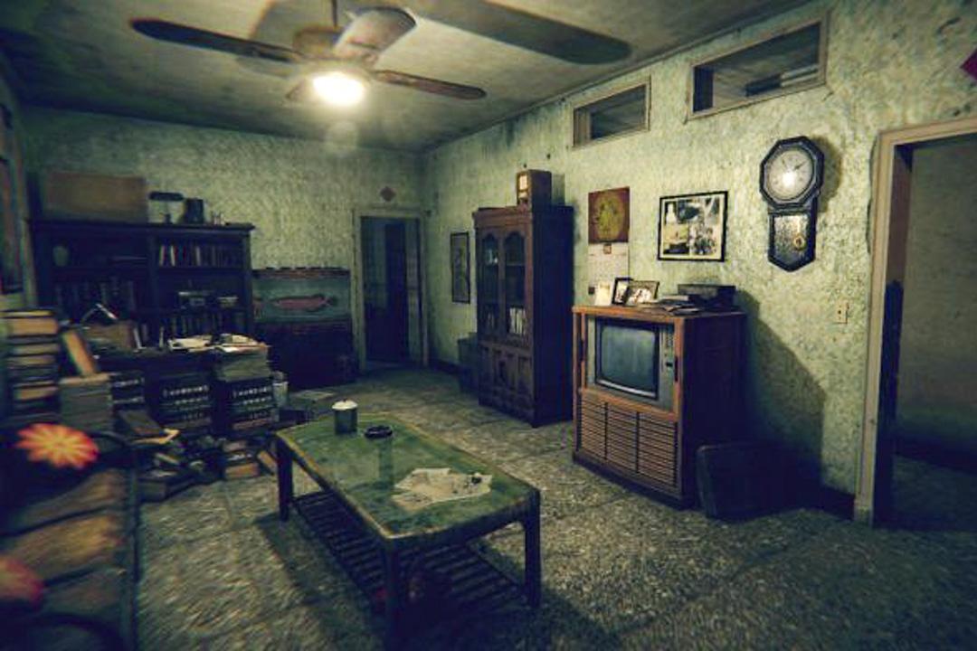《還願》遊戲畫面。