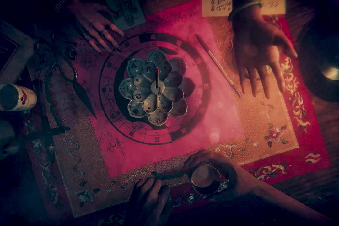 《還願》遊戲畫面。  網上圖片