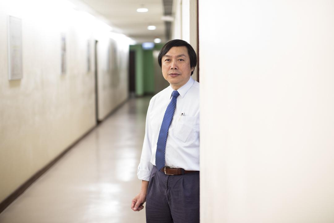 港大土木工程系副教授楊德忠。