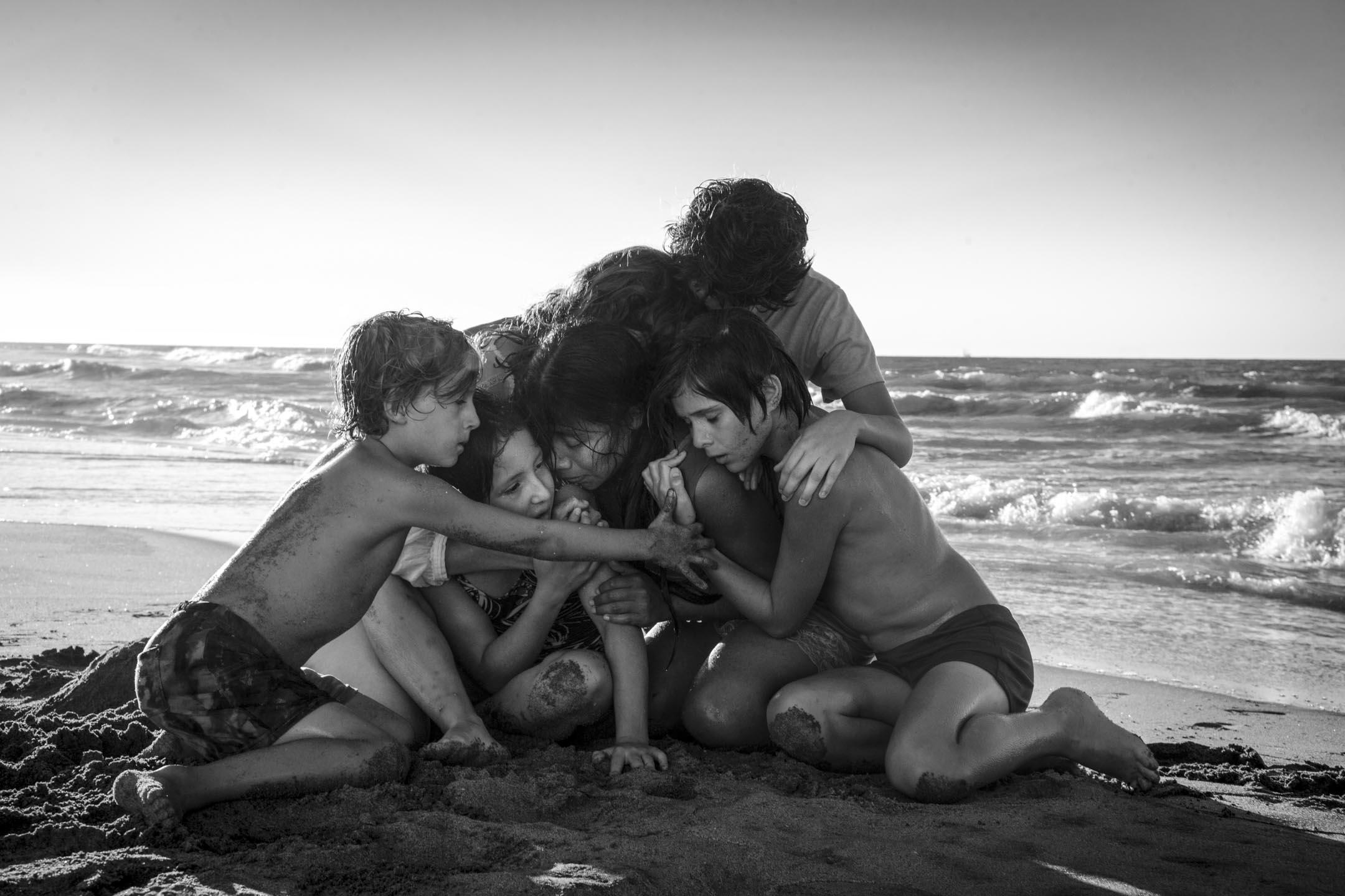 《Roma》(羅馬)電影劇照。 網上圖片