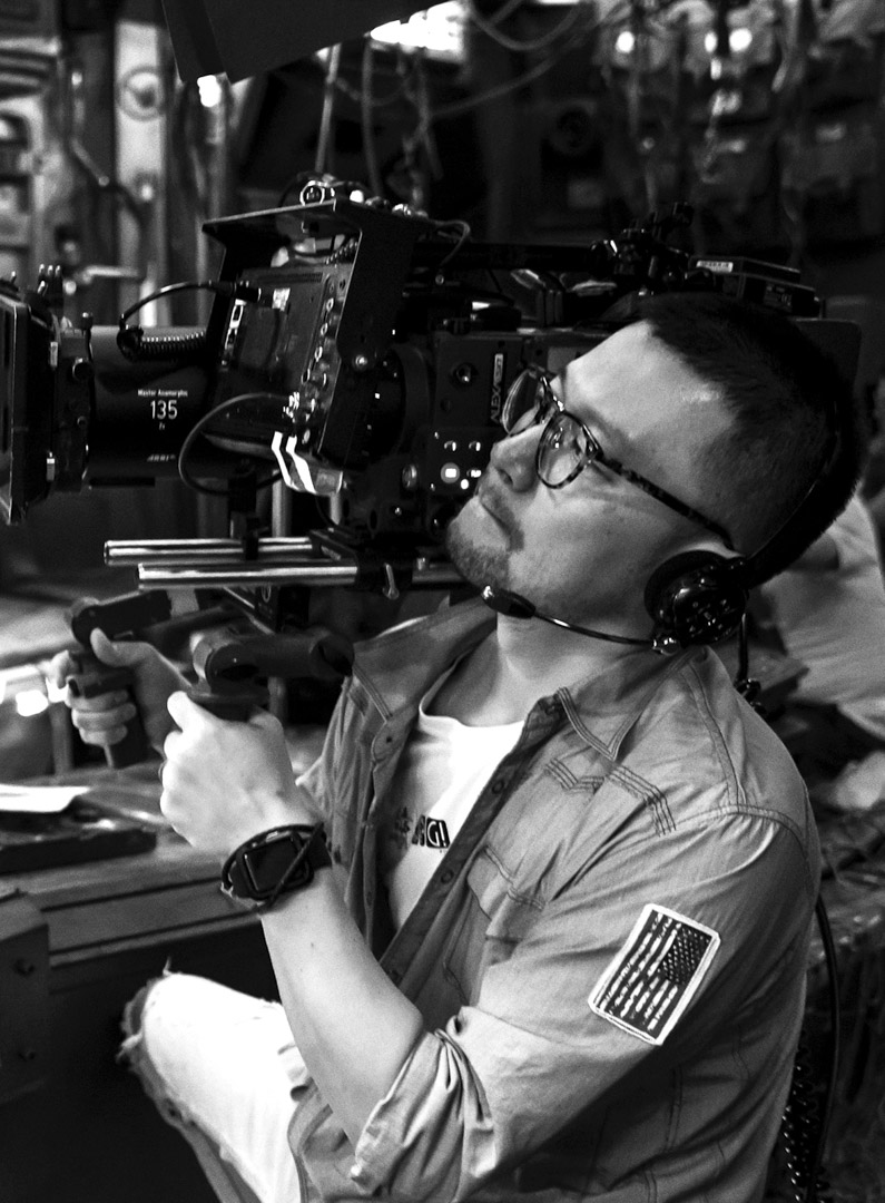 電影《流浪地球》導演郭帆。