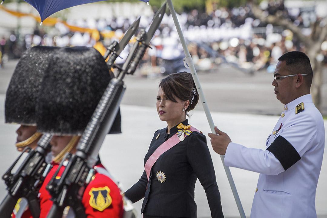 泰國長公主烏汶叻。
