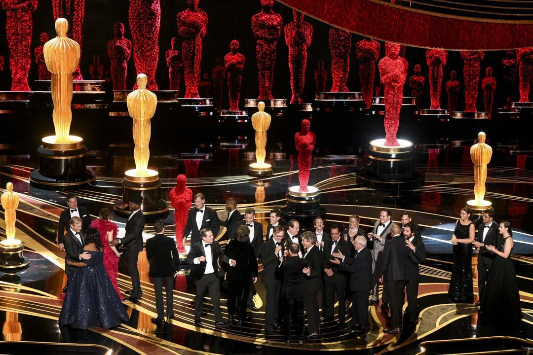 《Green Book》奪最佳電影大獎,連同最佳原著劇本及最佳男配角,全晚拿下3獎。